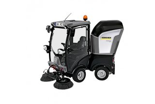KARCHER MC 50 ADVANCED ŞEHİR SÜPÜRÜCÜ